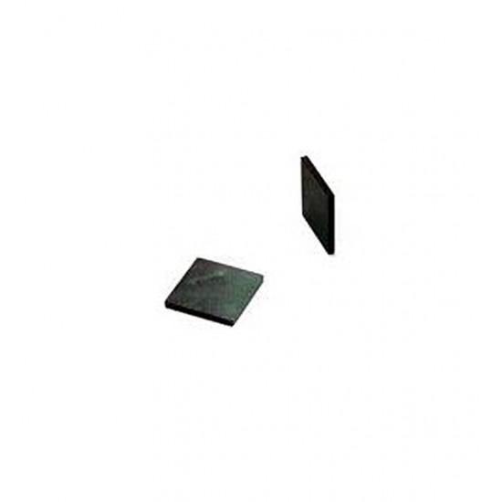 Magnet SrFe bloc 10mm x 10mm x 1mm