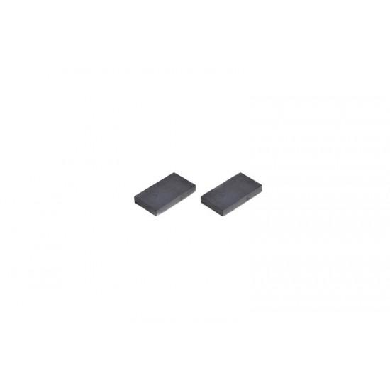 Magnet SrFe bloc 12,5mm x 9,5mm x 3mm