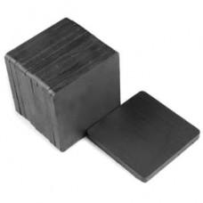 Magnet SrFe bloc 20mm x 20mm x 3mm
