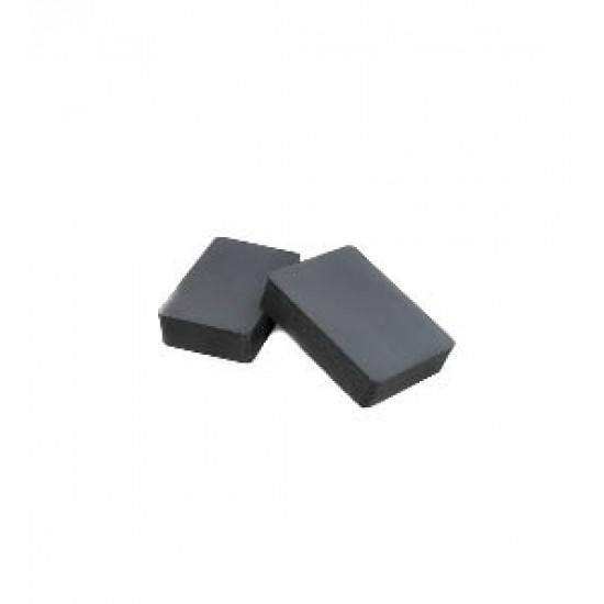 Magnet SrFe bloc 30mm x 20mm x 6mm