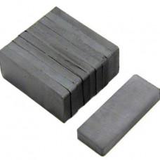 Magnet SrFe bloc 40mm x 20mm x 3mm