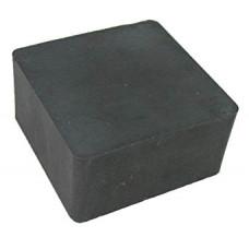 Magnet SrFe bloc 50mm x 50mm x 25mm