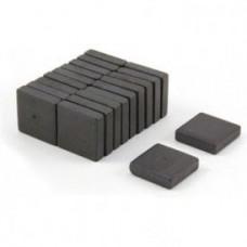 Magnet SrFe bloc 9,5mm x 9,5mm x 3mm