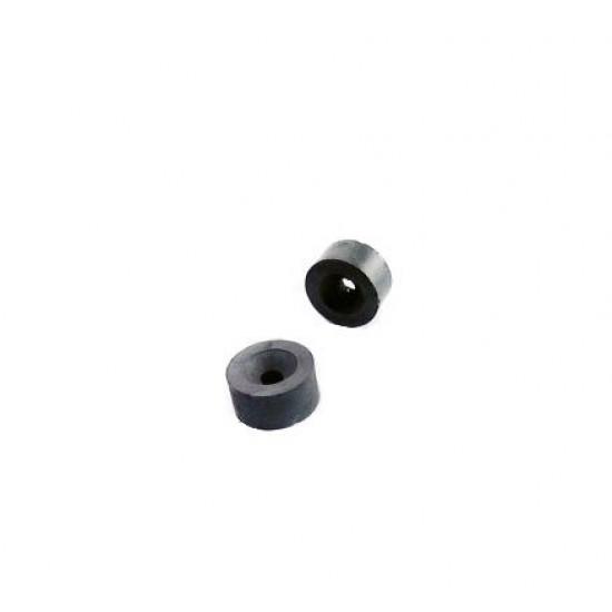 Magnet SrFe inel 20mm x 5mm x 10mm, cu sanfren