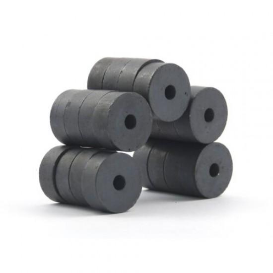 Magnet SrFe inel 20mm x 5mm x 10mm