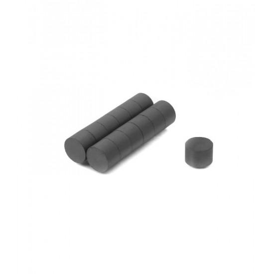 Magnet SrFe disc 15,6mm x 10mm