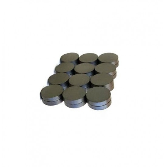 Magnet SrFe disc 20mm x 3mm