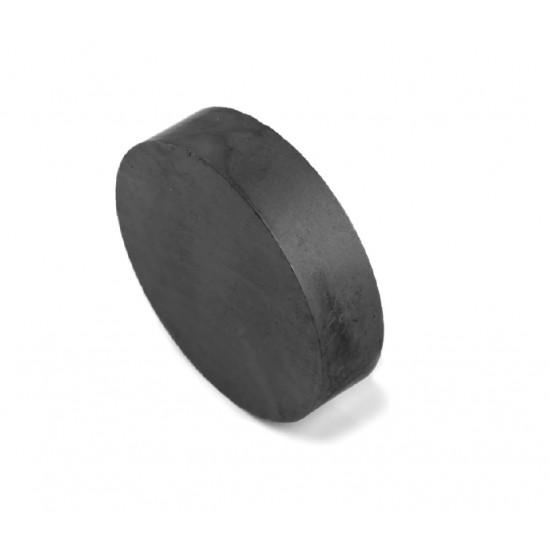 Magnet SrFe disc 50mm x 10mm