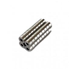 Magnet neodim inel 10mm x 4mm x 5mm, N48