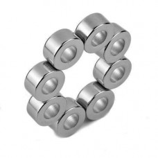 Magnet neodim inel 10mm x 5mm x 5mm, N48, radial