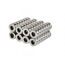 Magnet neodim inel 10mm x 7mm x 5mm, N48