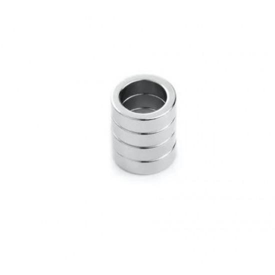 Magnet neodim inel 12mm x 7,5mm x 3mm, N35