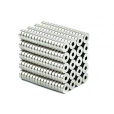 Magnet neodim inel 14mm x 8mm x 4mm, N35