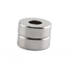 Magnet neodim inel 15mm x 6mm x 6mm, N35