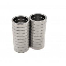 Magnet neodim inel 16mm x 12mm x 8mm, N35
