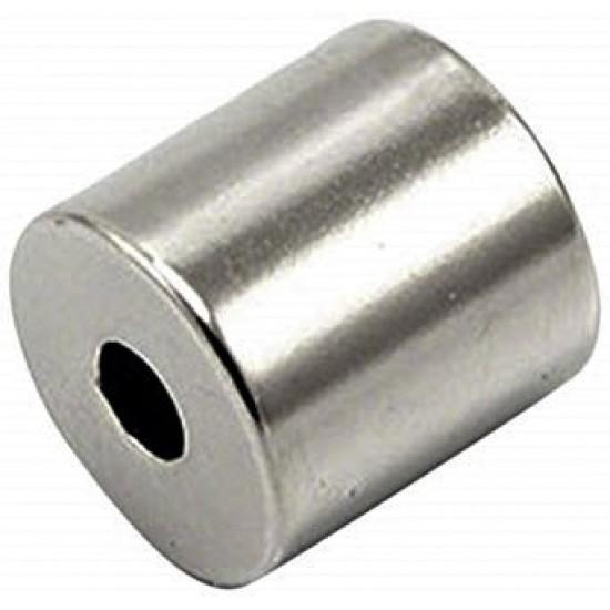 Magnet neodim inel 17,8mm x 5,5mm x 15mm, N35