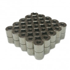 Magnet neodim inel 17,8mm x 6,5mm x 10mm, N35