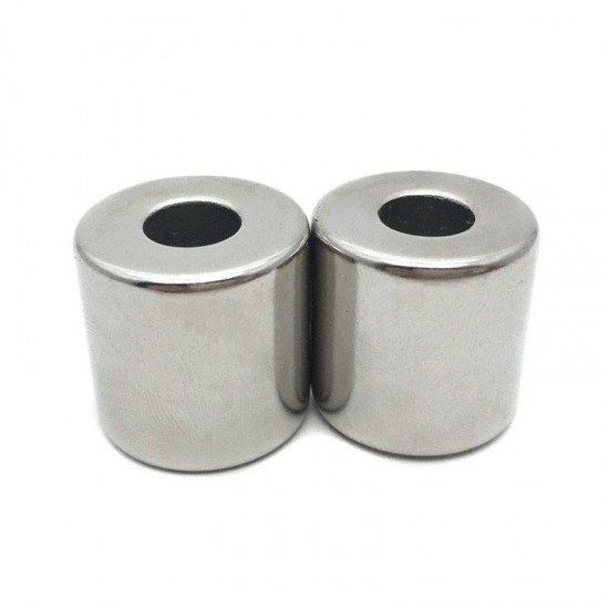 Magnet neodim inel 19,8mm x 6,2mm x 15mm, N48