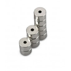Magnet neodim inel 20mm x 5mm x 10mm, N35