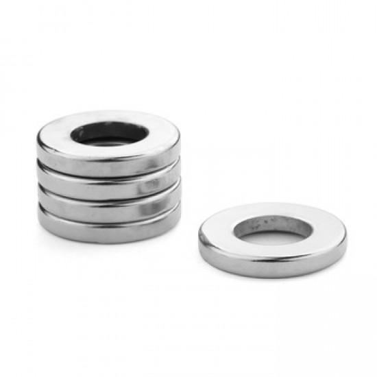 Magnet neodim inel 20mm x 7mm x 2mm, N35