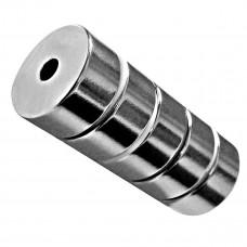 Magnet neodim inel 24mm x 6,5mm x 10mm, N35