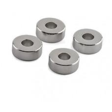 Magnet neodim inel 26,5mm x 8,5mm x 15mm, N35
