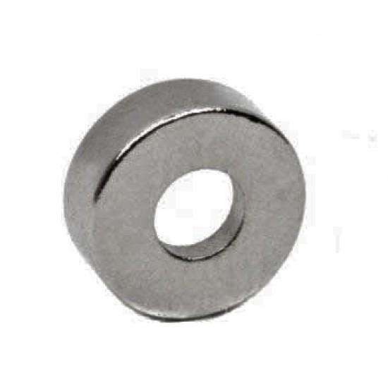 Magnet neodim inel 27,4mm x 10,5mm x 10mm, N48