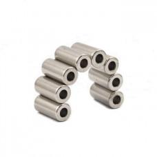 Magnet neodim inel 4mm x 2mm x 8mm, N35 radial