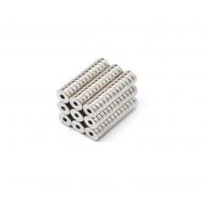 Magnet neodim inel 6mm x 2mm x 2mm, N35