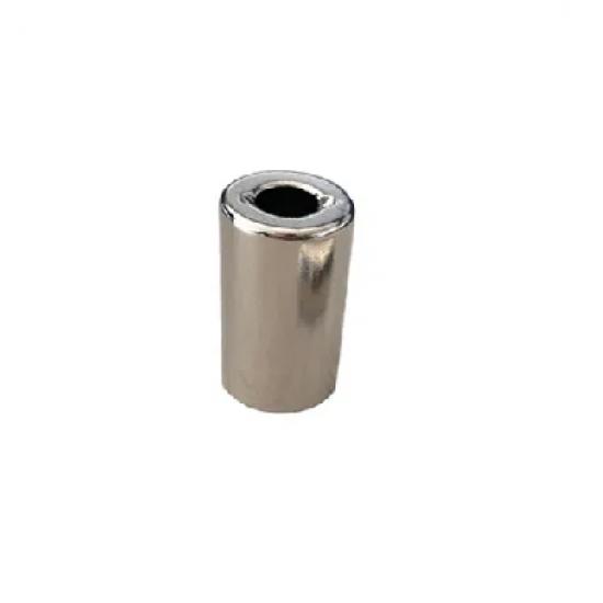 Magnet neodim inel 7mm x 3mm x 8mm, N50, acoperit cu zinc