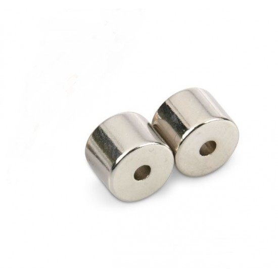 Magnet neodim inel 8mm x 2mm x 6mm, N35, radial