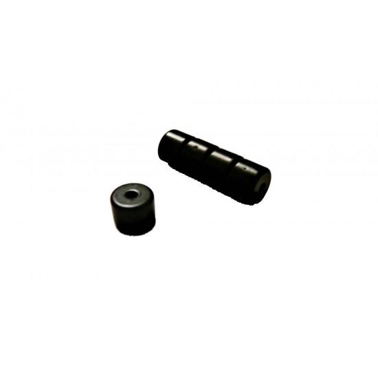 Magnet neodim inel 8mm x 2mm x 6mm, N35, epoxy