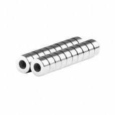 Magnet neodim inel 8mm x 3mm x 5mm, N48
