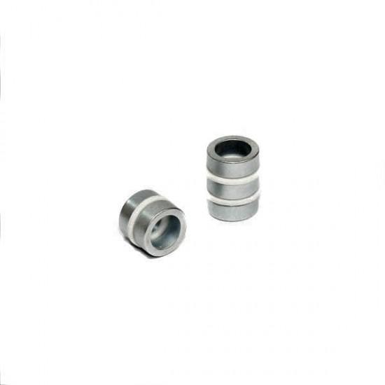 Magnet neodim inel 9,8mm x 6,5mm x 5mm, N48