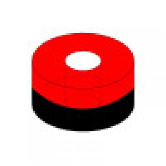 Magnet neodim inel 17,5mm x 5,5mm x 10mm, N48
