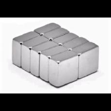 Magnet neodim bloc 10mm x 10mm x 5mm, N52