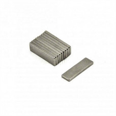 Magnet neodim bloc 10mm x 5mm x 1mm, N52,