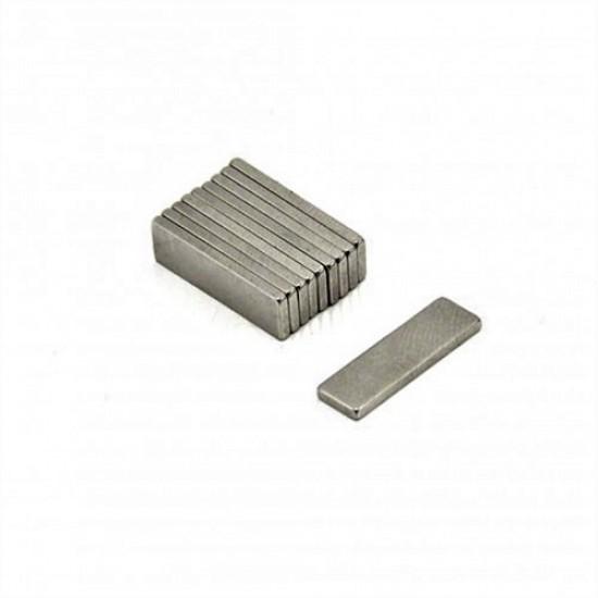 Magnet neodim bloc 10mm x 5mm x 1mm, N52