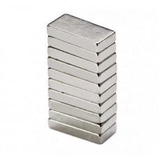 Magnet neodim bloc 10mm x 5mm x 2mm, N35,