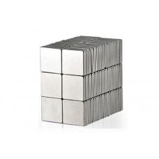 Magnet neodim bloc 10mm x 10mm x 1mm, N52