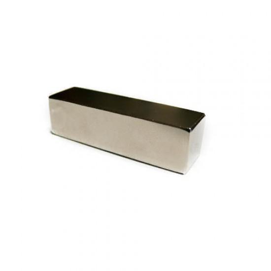 Magnet neodim bloc 14mm x 14mm x 50mm, N35