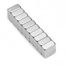 Magnet neodim bloc 15mm x 10mm x 10mm, N35