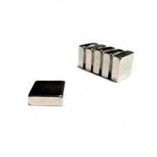 Magnet neodim bloc 15mm x 15mm x 5mm, N52