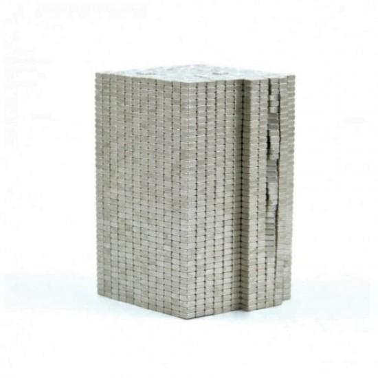 Magnet neodim bloc 2,5mm x 2mm x 1,2mm, N35