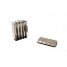 Magnet neodim bloc 20mm x 10mm x 2mm, N52