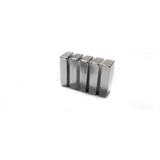 Magnet neodim bloc 20mm x 10mm x 5mm, N52