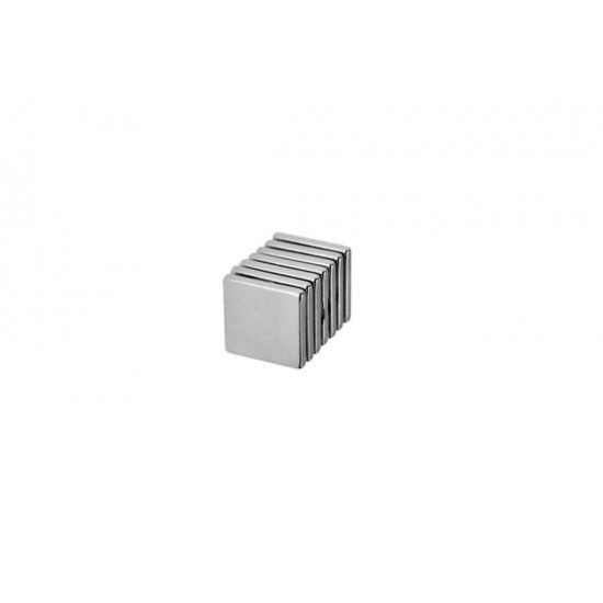 Magnet neodim bloc 20mm x 20mm x 3mm, N52