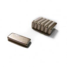 Magnet neodim bloc 20mm x 8mm x 3mm, N35