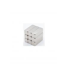 Magnet neodim bloc 20mm x 8mm x 8mm, N35