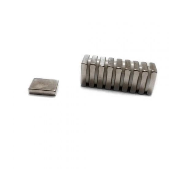 Magnet neodim bloc 22mm x 18mm x 5mm, N35